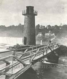 The Terrapin Tower Niagara Falls History, Niagara Falls Pictures, Grey Wallpaper Iphone, Terrapin, Local History, American History, Ontario, Lighthouse, Tower