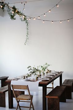 Simple Dinner Party
