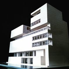 LEGO Brutalist Buildings Sculptures – Fubiz Media                              …
