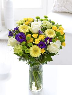 Cool Summer Hand-tied Special Offer - Interflora
