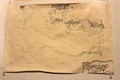 Half-a-Hundred Acre Wood: Byzantine Empire & Paul's Missionary Journeys