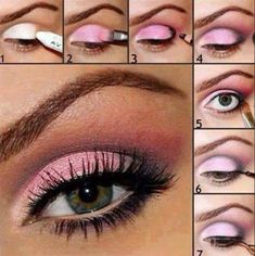 Quick Eye Makeup Tutorial To Have For Spring