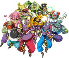 Dios de la Destrucción | Dragon Ball Wiki | FANDOM powered by Wikia