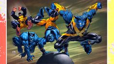 15 X-Men Who Should Join The Avengers In The Marvel Cinematic Universe Marvel Comic Character, Comic Book Characters, Comic Book Heroes, Marvel Characters, Comic Books Art, Comic Art, Book Art, Marvel Xmen, Marvel Comics Art