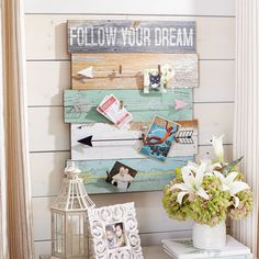 Follow Your Dream Clip Frame | Pier 1 Imports