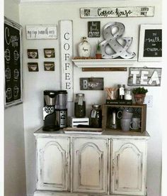 Coffee Bar Project!