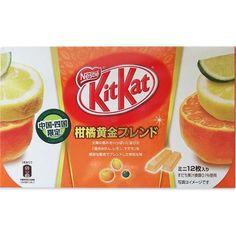KitKat Japanese Citrus Blend