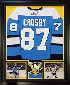 32 best hockey framed jerseys images on pinterest field hockey sidney crosby framed jersey signed jsa authentication coa autographed pittsburgh penguins mister mancave http solutioingenieria Gallery