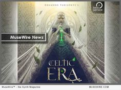 Celtic ERA by Eduardo Tarilonte announced by Best Service with Celtic Brass, String and Percussion Instruments Technology Magazines, Celtic Culture, Magazine Articles, His Travel, Music Industry, Percussion, Electronic Music, Instruments, Places