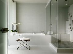 Superior St. Residence - contemporary - bathroom - chicago - by Turn Collaborative