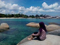 Pantai Tanjung Kelayang, Belitung