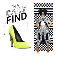 The daily find: Steve Madden printed pumps