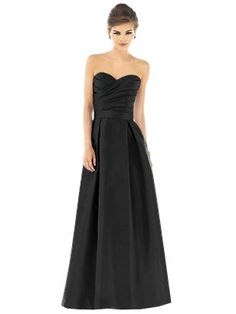 Alfred Sung Style D537 http://www.dessy.com/dresses/bridesmaid/d537/