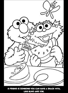 Reminds me of sesame street live with Brielle<3