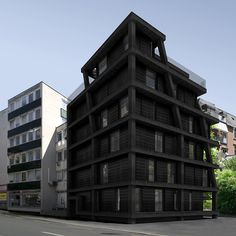 K APARTMENT PROPOSAL, ZURICH  VALERIO OLGIATI