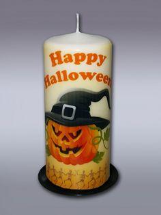 свеча пеньковая хэллоуин, артикул 1554 (Омский Свечной) Артикул: 1554