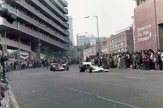 Birmingham held its own grand prix, circa 1980's.