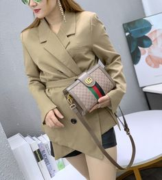 small square bag female cross body shoulder bag Leather Luggage, Fabric Textures, Zipper Bags, Cross Body, Crossbody Bag, Shoulder Bag, Female, Fashion Trends, Women