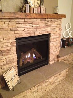 Fireplace DYI Project