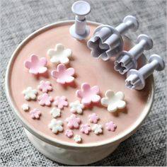 Original Hot 3pcs Seashell Sugarcraft Cookie Cutter Plunger Cutter Candy Cake Paste Decoration Cutter Tool 3d Cookie Baking Mould Skilful Manufacture Kitchen,dining & Bar