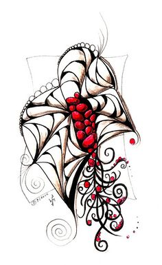 Berry Red  P.Pincha-Wagener c 7-2010 by ppinchawagener flicker, via Flickr