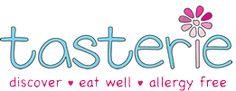Tasterie provides food and good snacks for celiac disease, gluten allergy, nut allergy, dairy allergy, gluton, gluten sensitivity or gluten intolerance and vegan