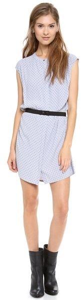 Soft Joie Verity Star Print Dress on shopstyle.com
