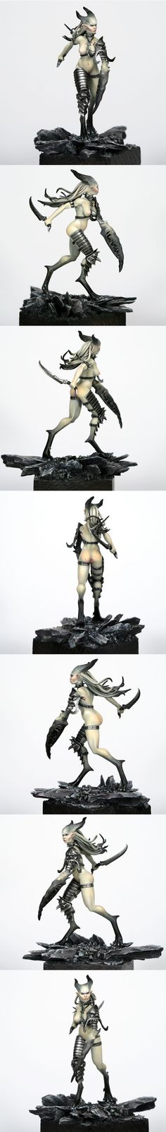 Demonette de Slaanesh