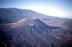 A Paricutín vulkán