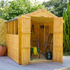 How to Get a Garden Shed Bargain Online