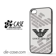 Giorgio Armani DEAL-4654 Apple Phonecase Cover For Iphone 4 / Iphone 4S