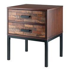 Winsome Wood 87618 Jefferson End Table