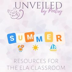 Summer assignments, first day of school activities, and more!