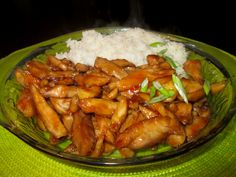 Top Secret Recipes | Panda Express Mandarin Chicken Recipe