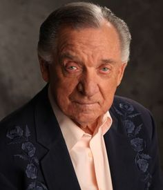 Ray Price - The Cherokee Cowboy, born in Perryville, TX
