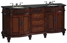 Chelsea Double Sink Cabinet