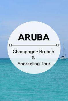 Champagne Brunch and Snorkeling Tour Aruba  Aruba | Snorkeling | Champagne | Brunch | Pelican Adventures | Antilla Shipwreck | Caribbean