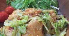 TV「ノンストップ」で紹介!旬の春キャベツが美味しい♪鶏むね肉の味噌マヨ炒め | クックパッドニュース