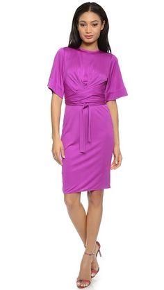 ISSA Lucy Short Dress