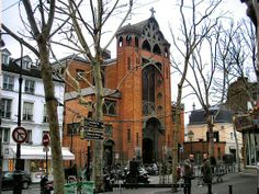 Place des Abbesses - Paris