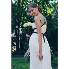 Anna @wildprettygirl  in dress by Coo Culte