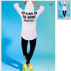 •NWT LOUNGE LEGGINGS •NWT LOUNGE LEGGINGS. SIZE MEDIUM. PINK Victoria's Secret Pants Leggings