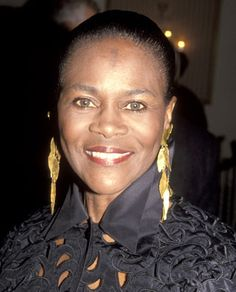 A native of Harlem, NY, Cicely Tyson got her start in showbiz after being discovered by an Ebony photographer. Soon, she became a noted fashion model, her high cheekbones and piercing eyes lending a distinctive, alluring look. After appearing in her first film in 1957, she eventually garnered an Academy Award nomination in 1973. Noted for portraying strong women, Cicely has also won three Emmys and several Image Awards.