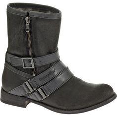 Opentip.com: Cat Footwear P307122 Black Paula Boot