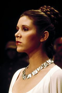 Still of Carrie Fisher in Star Wars: Episode IV - A New Hope