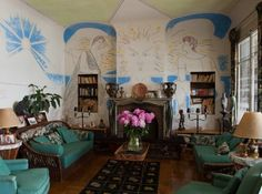 Francine Weisweiller & Jean Cocteau's house
