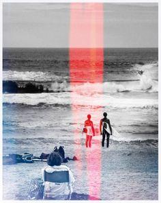Waves & the sea
