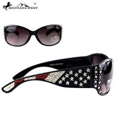 c417567573be Montana West US Pride Collection Sunglasses