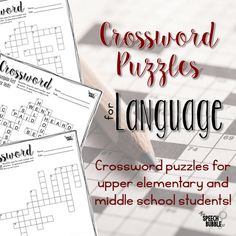 Looking for some new and challenging for your older students who are so over fill in the blank worksheets?  Then you don't want to miss this new activity!
