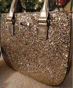 Glitter Kate Spade Bag Handbags Purses And
